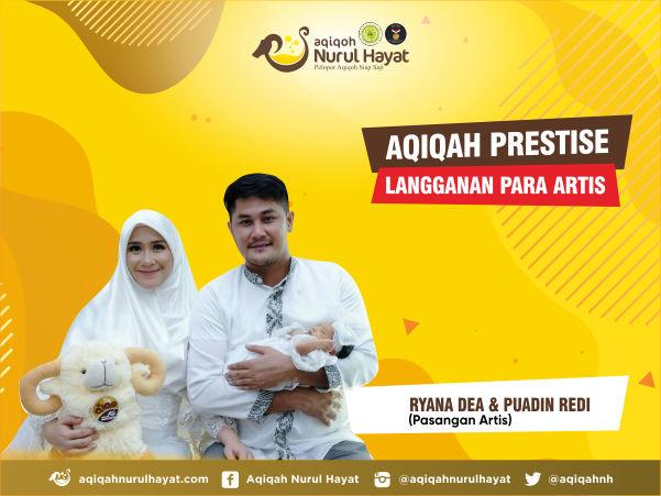 Aqiqah Jakarta Timur Nurul Hayat bersama Ryana Dea & Puadin Redi