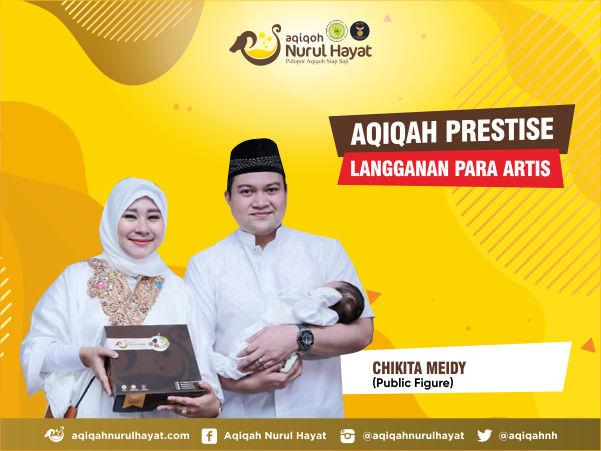 Aqiqah Jakarta Timur Nurul Hayat bersama Chikita Meidy