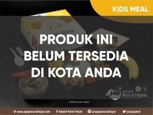 Aqiqah Jakarta Timur Nurul Hayat paket Kids Meal