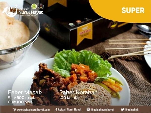 Aqiqah Jakarta Timur Nurul Hayat Super